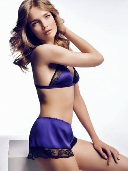 Наталья Водянова голая
