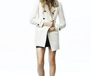 Зимняя коллекция Zara TRF, октябрьский каталог