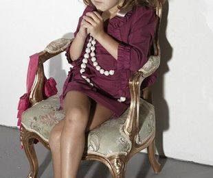 Коллекция одежды для детей от Lanvin