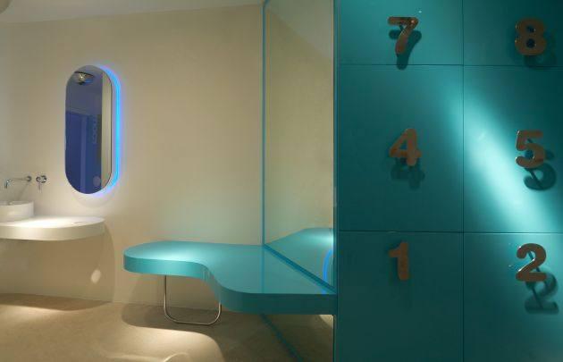 Фантастический дизайн СПА салона