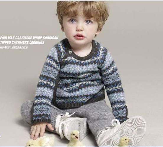 Стелла Маккартни фото детей для рекламы одежды
