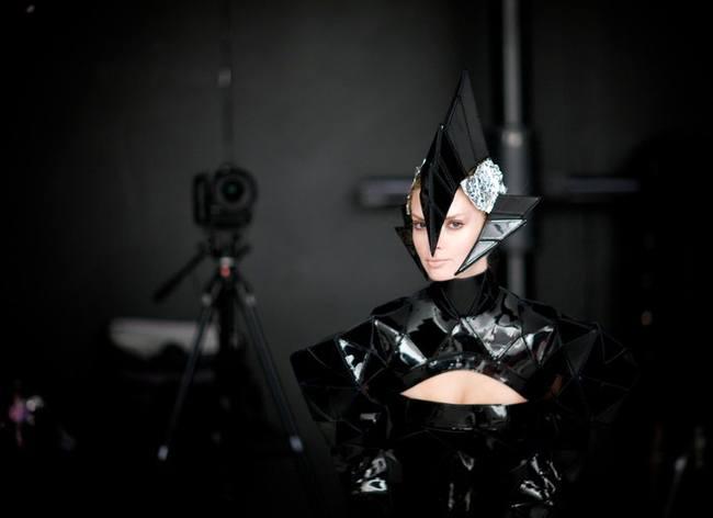 Джулия Стегнер в рекламе Mercedes
