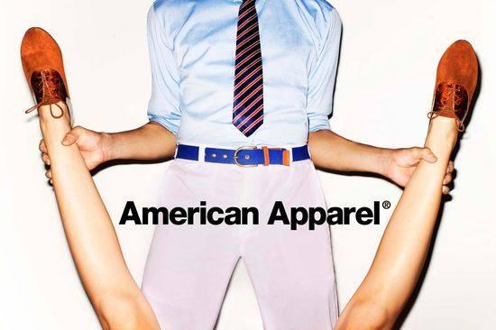 Шокирующие фото рекламы одежды