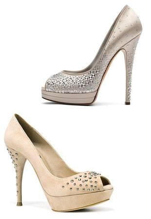 Туфли Casadei против туфлей от Zara