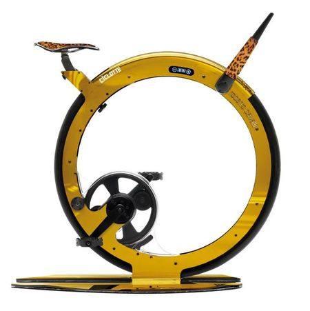 Велотренажер от Cavalli для Ciclotte