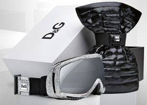 Очки Dolce&Gabbana для экстремального спорта