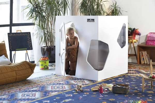 SmartPlayhouse для детской комнаты