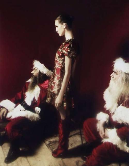 Необычные Фото Деда Мороза