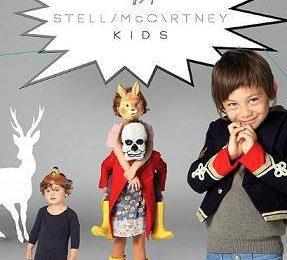 Детская мода от Стеллы Маккартни