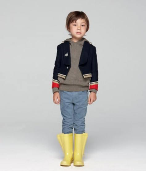 Модная одежда для детей