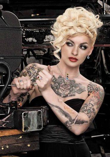 Журнал Schmuck ищет красоту в автомастерской