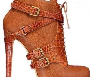 Обувь из осенней коллекции Дома моды Dior
