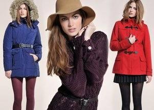 Качественная зимняя одежда от Camaieu