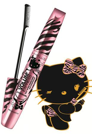 Тушь Hello Kitty в компании с Maybelline