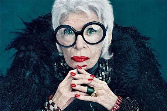 90 летняя бабушка косметика