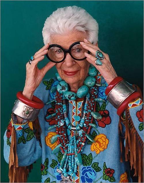 90 летняя бабушка