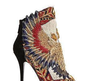 Balmain — обувь на весну