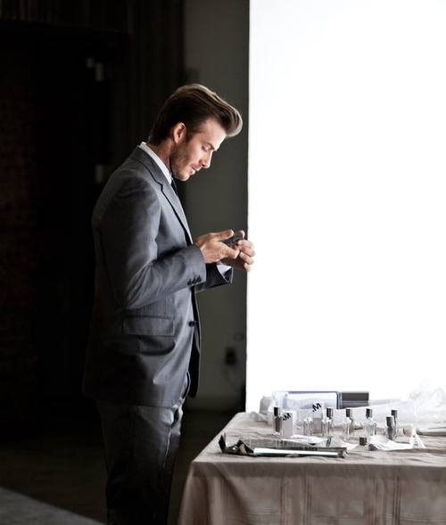 Дэвид Бекхэм будет проектировать для H&M