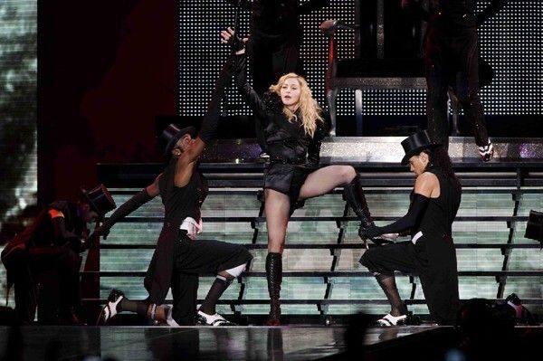 Мадонна - законодатель стиля