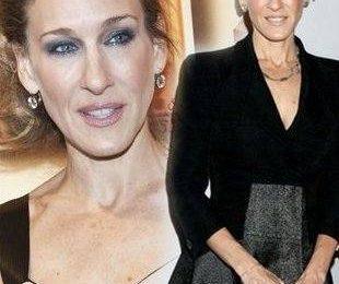 Два неудачных платья Сары Джессики Паркер
