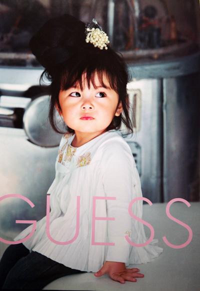 Vogue Enfants Paris — только детская мода