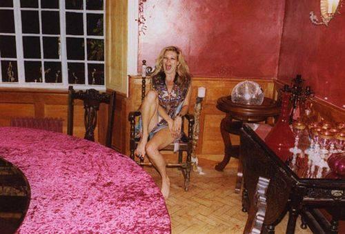 Жилище модели Кейт Мосс