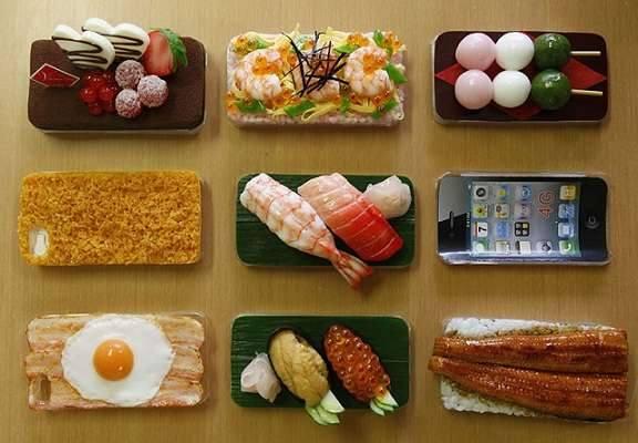 Чехлы для iPhone от японского дизайнера
