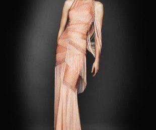 Потрясающие платья Versace