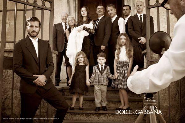 Летняя мода для мужчин от Dolce & Gabbana