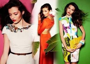 Модная весна по-исапански