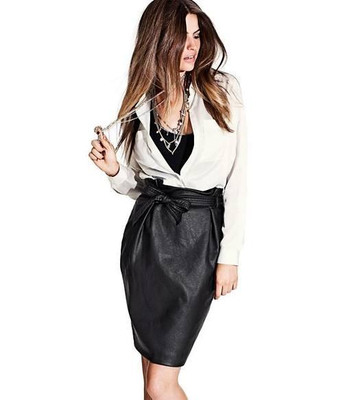 Деловая юбка от H&M