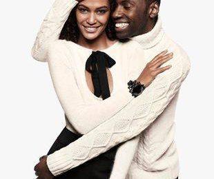 Рождество в компании H&M
