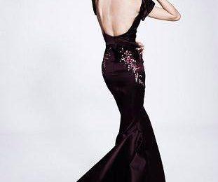 Невероятные, красивые теплые платья Zac Posen