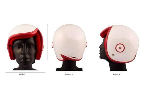 Мото шлем женский