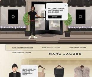 Marc Jacobs открыл интернет-магазин