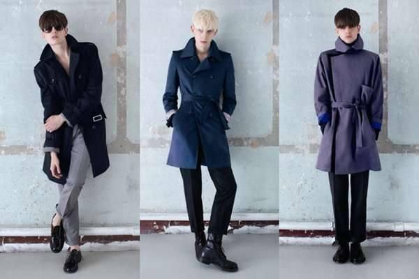 Пальто как у детектива