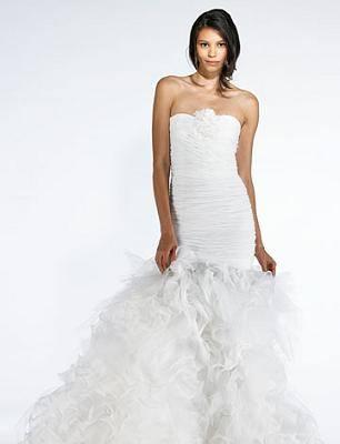 Дизайнер свадебных платьев Oscar de la Renta
