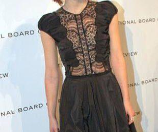 Кира Найтли в платье от Nina Ricci