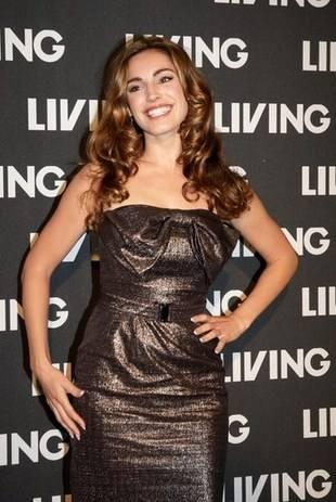 Келли Брук любит короткие облегающие платья