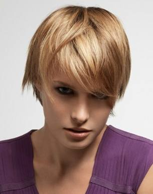 Модные прически на короткие волосы