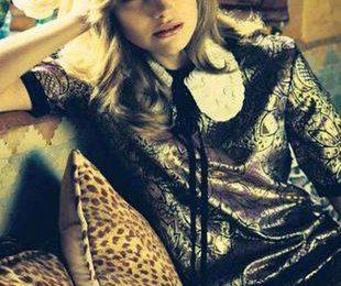 Первое изображение из кампании Marni для H&M