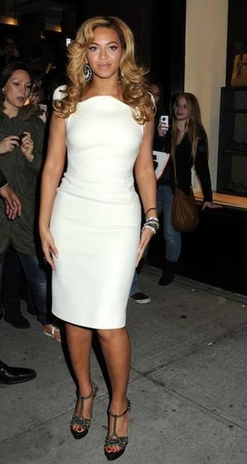 Новые фото Бейонсе с белой кожей