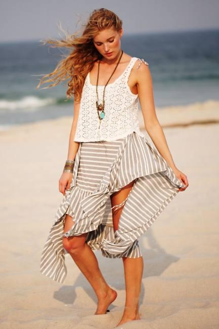 Пляжная мода для отдыха Free People
