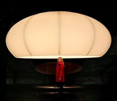 Самая большая лампа