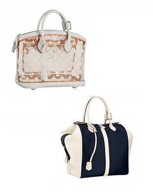 Louis Vuitton — сумки на весну