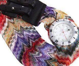 Часы от Missoni и ToyWatch