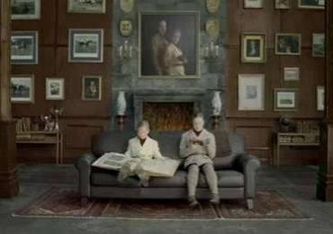 Забавная реклама диванов реклама диванов от Ikea