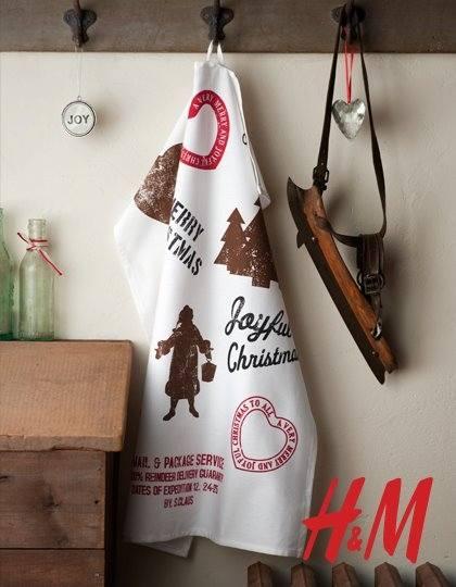 Идеи для интерьера от H&M