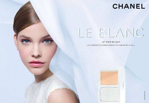 Барбара Палвин для Chanel Beauty
