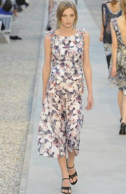 Дженнифер Энистон в Chanel